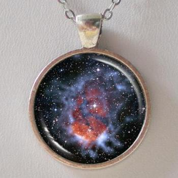 Stellar Necklace - Glowing Stellar Nurseries RCW120 - Galaxy Series